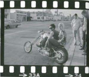Cliff Vaughs et la « Super Hog »