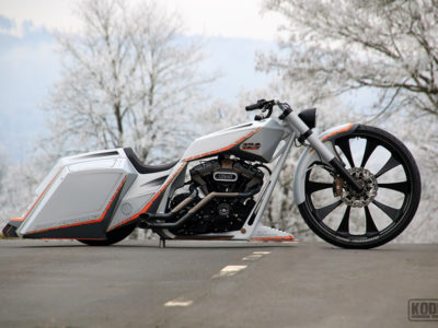Kodlin Bagger Harley-Davidson