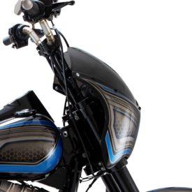 Tete de fourche Moto Club Style Arlen Ness