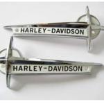 Embleme Harley Davidson FLH
