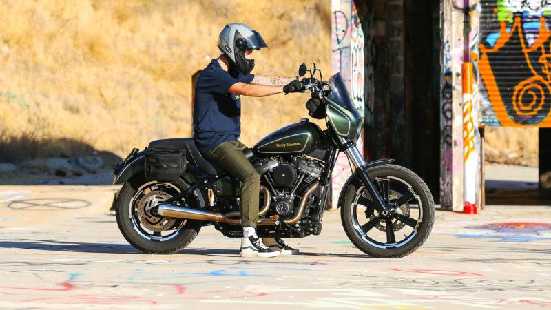 Trashin moto club style